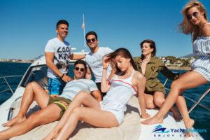 yacht rental marbella