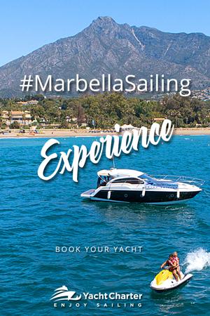 Yatch Charters Rentals Marbella